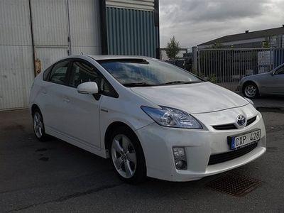 begagnad Toyota Prius 1.8 Hybrid (99hk) 13100MIL - FULLSERVAD - EV BYTE