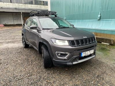 begagnad Jeep Compass 2.0 Limited