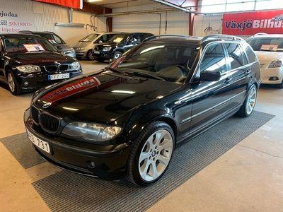 begagnad BMW 320 i Touring Automat 170hk