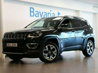 begagnad Jeep Compass 1.4 Turbo 4WD Aut 170hk Limited