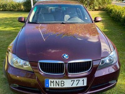 begagnad BMW 320 d Sedan Advantage, Comfort