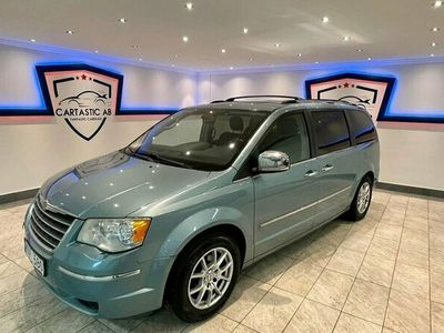 begagnad Chrysler Grand Voyager