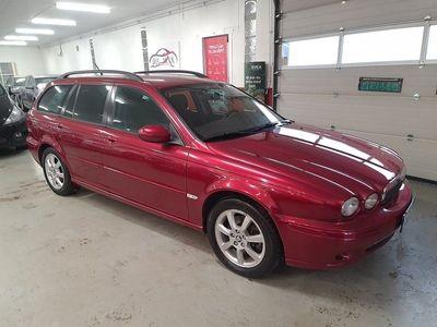 begagnad Jaguar X-type Kombi 2.1 V6 Automat 157hk, besiktad