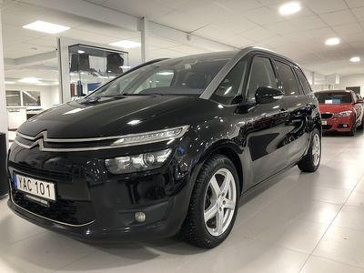 begagnad Citroën Grand C4 Picasso Executive 1.6 BlueHD -16