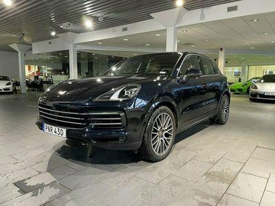 begagnad Porsche Cayenne 2020, SUV Pris 825 000 kr