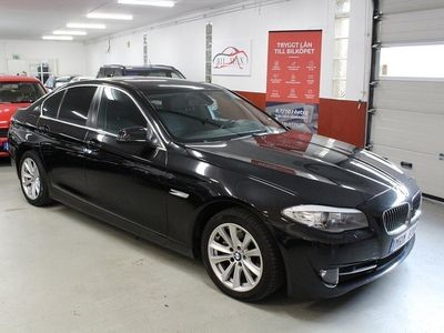 begagnad BMW 520 d Sedan 184hk Nybesiktad Baslåda