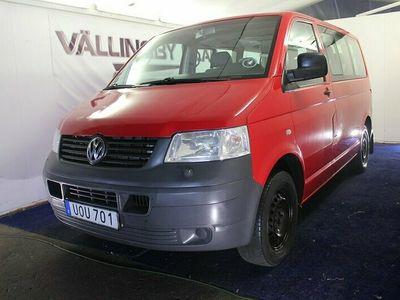 begagnad VW Shuttle 2.5 TDI,8-Sits(131hk)Full Servic,Besiktad