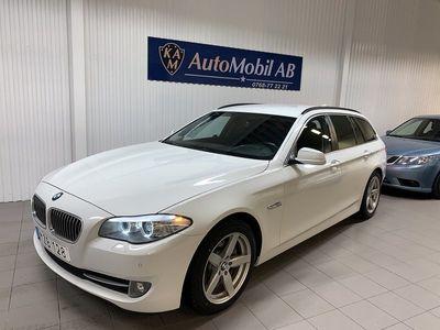 begagnad BMW 520 d 184HK*11.500Mil*Automat*Svensksåld