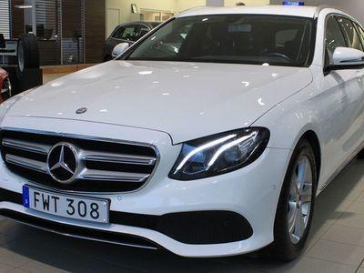 begagnad Mercedes E220 220d Kombi Dragkrok & Värmare