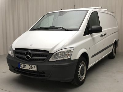 gebraucht Mercedes Vito 113 CDI W639 (136hk)