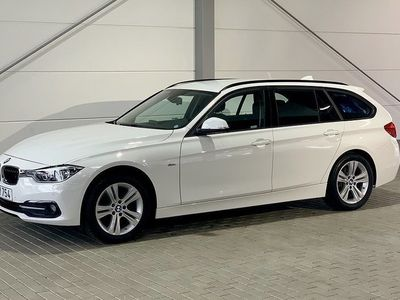 gebraucht BMW 320 d Xdrive Sportline Automat