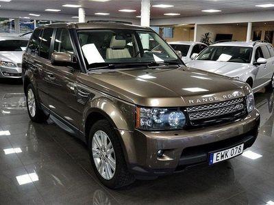 begagnad Land Rover Range Rover Sport 3.0 TDV6 4WD Automat HSE 245hk