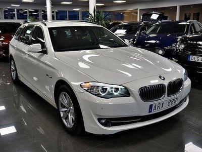 begagnad BMW 520 d Touring 184hk