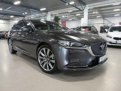 begagnad Mazda 6 6 2.5 Optimum 194 hk Signautre Euro