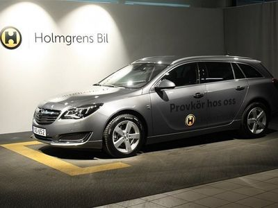 begagnad Opel Insignia Business Sports Tourer 2.0 CDTI AT6 4x4 /170hk