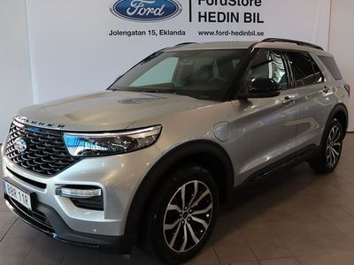 begagnad Ford Explorer ST-Line Plug-In 3.0 V6 457HK