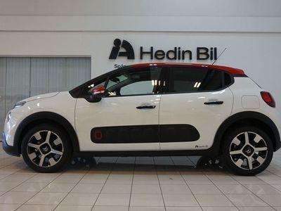 begagnad Citroën C3 AUT SHINE *HEDIN BIL SPÅNGA*