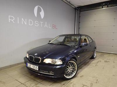 begagnad BMW 330 Ci Coupé Ci 231 HK AUT NAV 11300MIL