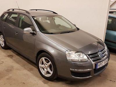 begagnad VW Golf Variant 1.6 Multifuel 102hk