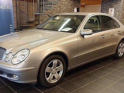 begagnad Mercedes E200 Kompressor 163hk ( 0 Ränt -03