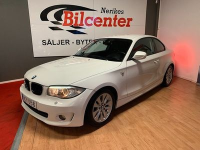 begagnad BMW 118 Coupé d Advantage 2011, Sportkupé 84 900 kr