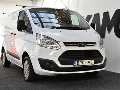 begagnad Ford Custom Transit2.2 TDCi | S&V-Hjul | 125hk