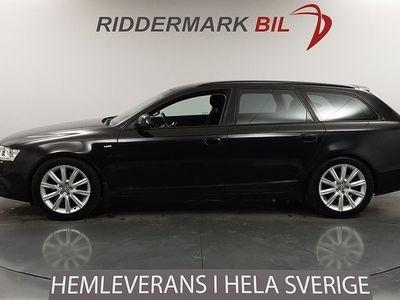 begagnad Audi A6 2.0 TDI S-Line Nyservad Drag 170hk