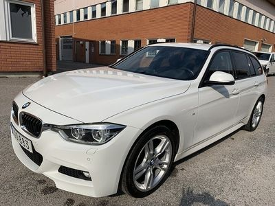 begagnad BMW 320 d xDrive 190hk M-Sport AUT EU6 Nyskick