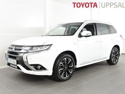 brugt Mitsubishi Outlander P-HEV 2,0 PHEV Business Elhybrid 4WD (121hk) *GPS*
