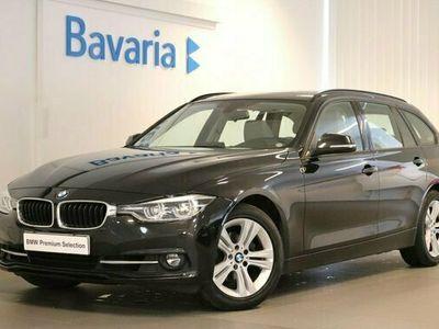 begagnad BMW 320 i xDrive Touring Sport line Backkamera Nav Panoramaglastak