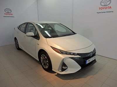 begagnad Toyota Prius Plug-in Hybrid LADDHYBRID EXECUTIVE SKINNKLÄDSEL