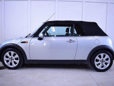 begagnad Mini Cooper Cabriolet Cab 116hk El