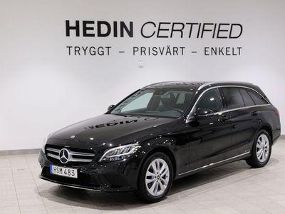 begagnad Mercedes C220 4MATIC / VÄRMARE / NAVI / BACKKAMERA