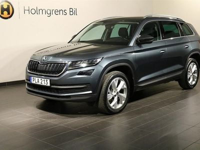 begagnad Skoda Kodiaq 2.0 TDI 4x4 DSG Business