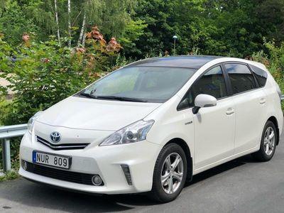 begagnad Toyota Prius+ Hybrid 1.8 Panorama Navi 7-sits
