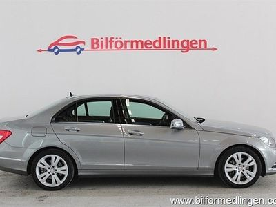 begagnad Mercedes 220 C-Klass170Hk Avantgarde Aut Drag