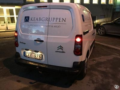 begagnad Citroën Berlingo HDi 115 inkl moms 88000kr -13