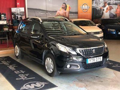 begagnad Peugeot 2008 1.2 e-THP Automat Euro 6 110hk