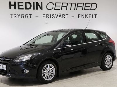 used Ford Focus Ford Focus 1.0 EcoBoost Manuell, 100hk,