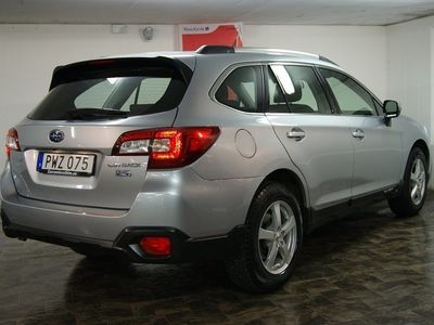 begagnad Subaru Outback 2,0d 4wd Backkamera Automat -15