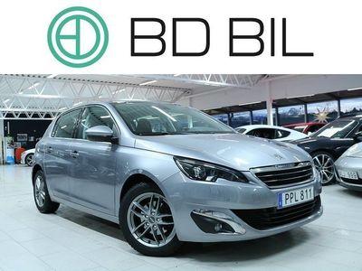 begagnad Peugeot 308 1.6 BlueHDI M-VÄRM PANORAMA
