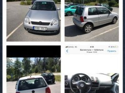 gebraucht VW Lupo reservdelar -05