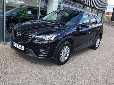 begagnad Mazda CX-5 2.2 Euro 6 150hk VISION Drag