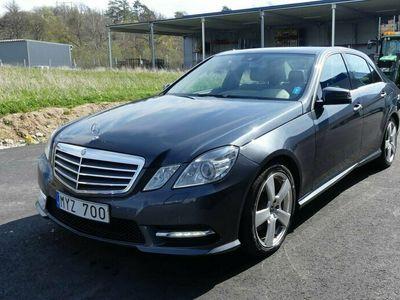 begagnad Mercedes E250 212CDI 4MATIC