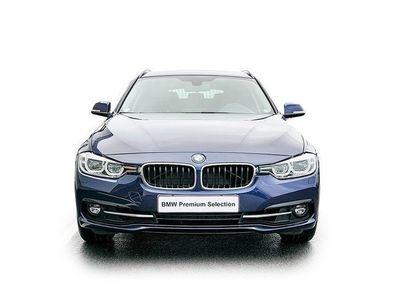 gebraucht BMW 320 i Aut xDrive Touring Model Sport / Navi / Drag / HiFI / Back