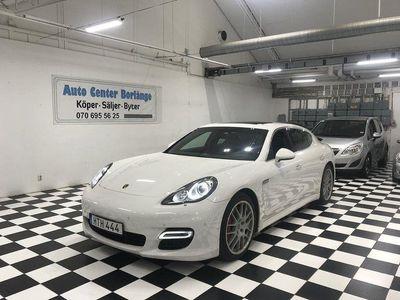 begagnad Porsche Panamera Turbo 4.8 V8 4 PDK Sport Chr -10