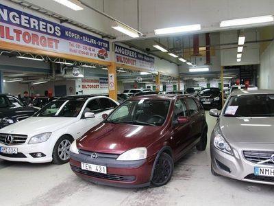 begagnad Opel Corsa 5-dörrar 1.2 75HK 0%Ränta -02