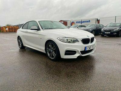 begagnad BMW M235 Coupé Steptronic Euro 6 326hk