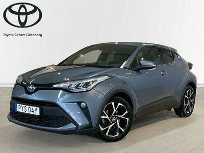 begagnad Toyota C-HR 1,8 HYBRID X EDITION