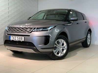 begagnad Land Rover Range Rover evoque Anniversary MHE